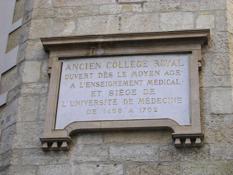 Rue-de-l-ecole-de-pharmacie-Montpellier-ancien-college-medecine-rue-panacee.jpg