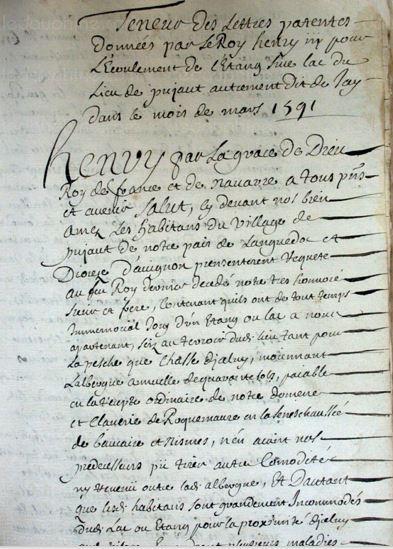 14 _ Decret de Henri IV.JPG