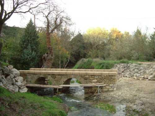 38 _ Toutes les pierres du pont de four ont été replacées.jpg