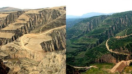 2 - 3 - Plateau de Loess en Chine 7.jpg
