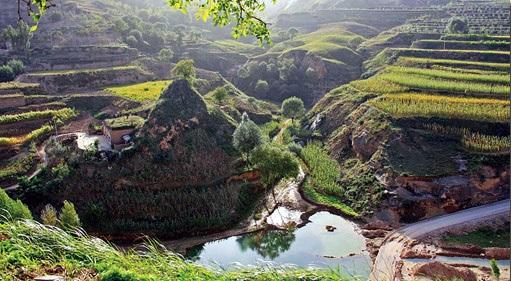 2 - 4 - Plateau de Loess en Chine.jpg