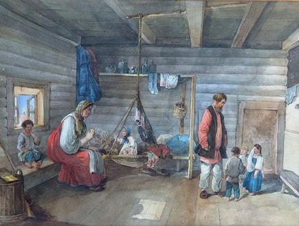 Une famille de paysan aux siècles passés.jpg