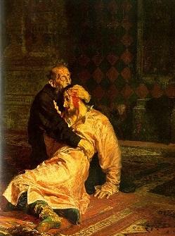 I.Repin. Ivan le Terrible tue son fils.jpg