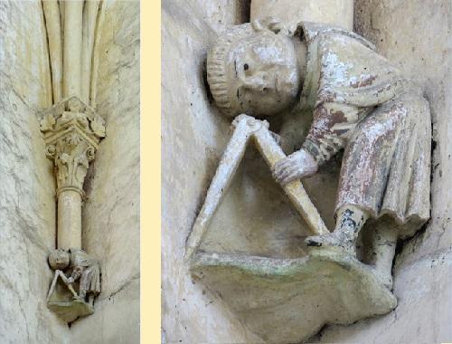 C12 Abbaye de la Trinité à Vendôme le maître du trait.jpg