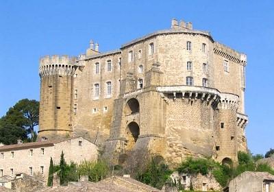 12 - Chateau de Suze LA Rousse.jpg