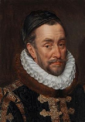 19 - Guillaume Ier d'Orange par Thomasz  key en 1575.jpg