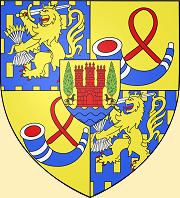 34 - Blason de Katharina Amala actuelle 30ème princesse d'Orange.png