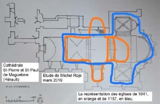 11 - 17 - Plan de la Cathédrale par ROJO.jpg