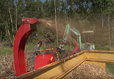 3 - 7 - Broyage du mulch.JPG
