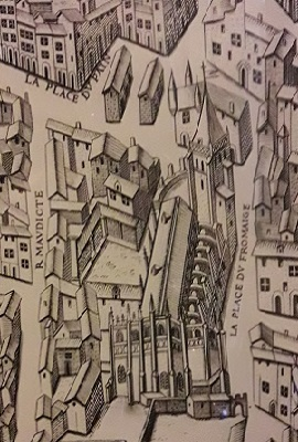 Vieux Lyon - Rue Maudite où vécu Valdès en 1550.jpg