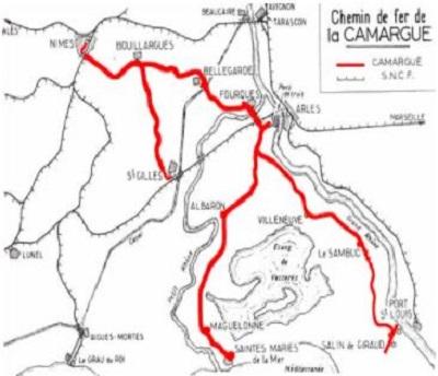6 - 7 - 1 - Chemin de fer de Camargue.JPG
