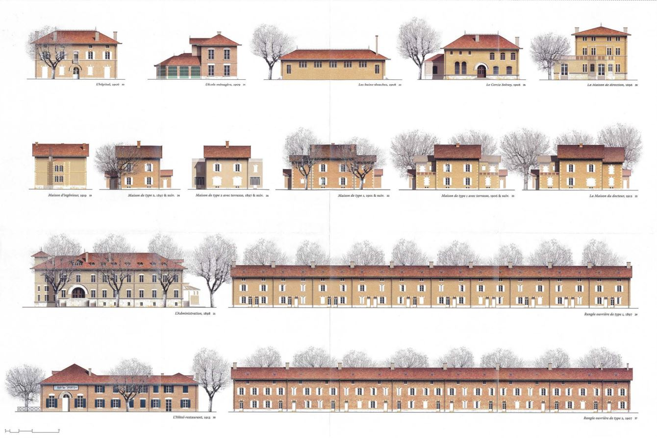 56 - Aspect des maisons de la cité Solvay.JPG
