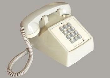 64 - 1968 ITT CORTELCO S 63 Tel à touches blanc 350 x 250.JPG