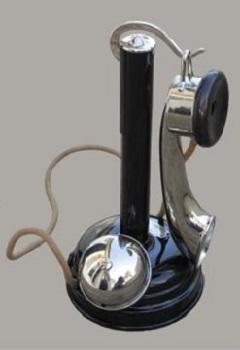 35 - Telephone à cornet CFTH Thomson Houston 1910 240 x 350.JPG