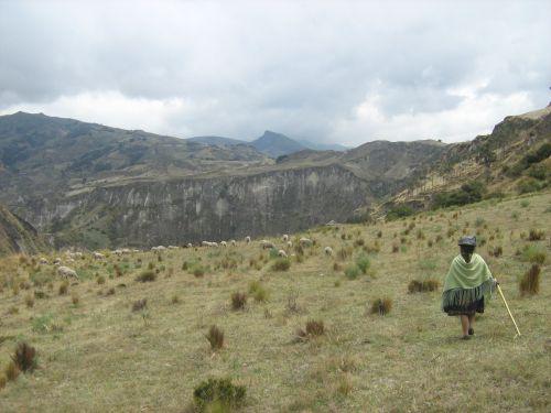 Et en suivant la route des Andes de Mindo à Gayaquil...