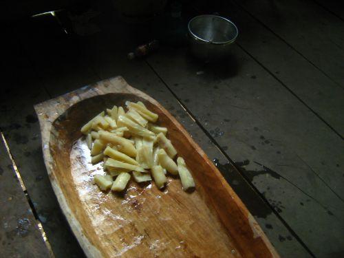 Avez-vous déjà mangé du manioc ?