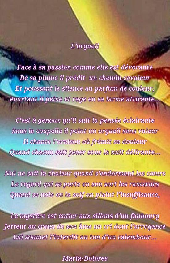 Lorgueilforme Le Sonnet Français Poemes De Marido