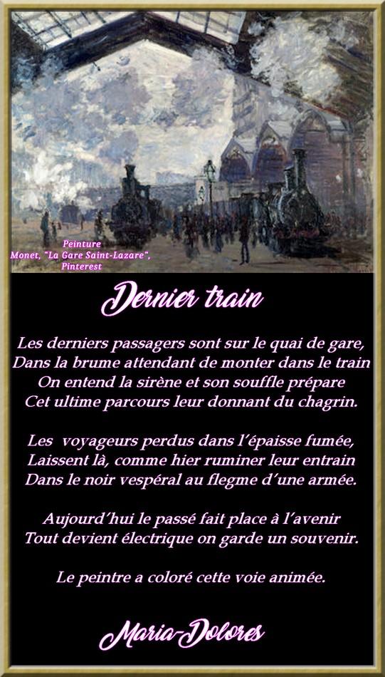 Dernier train