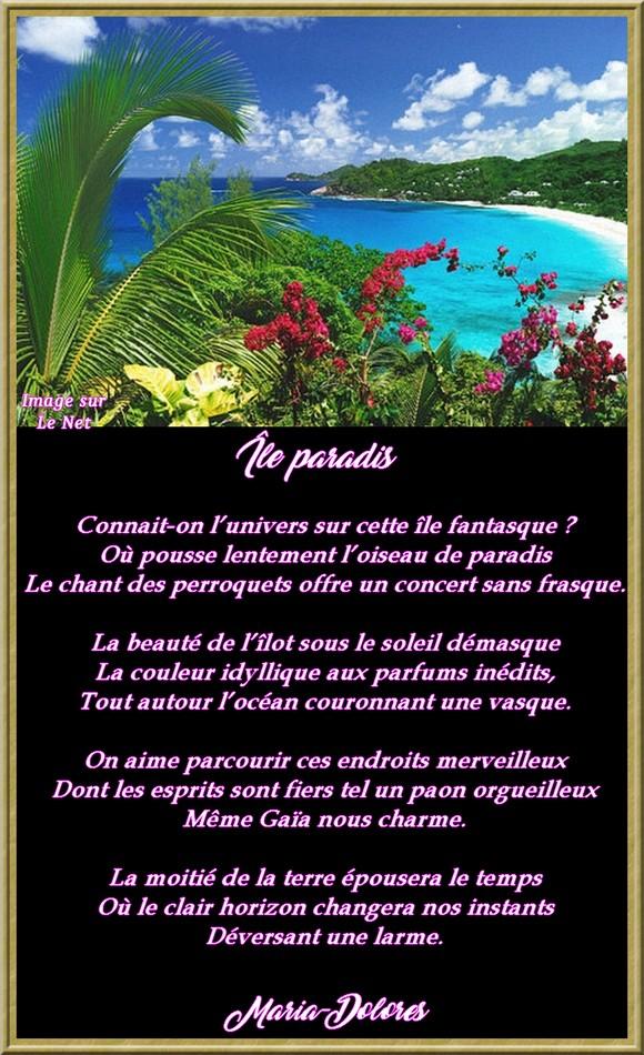 Île paradis