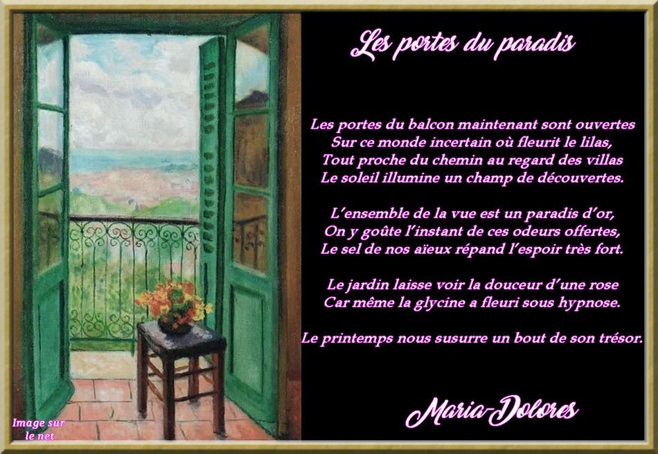 Les portes du paradis