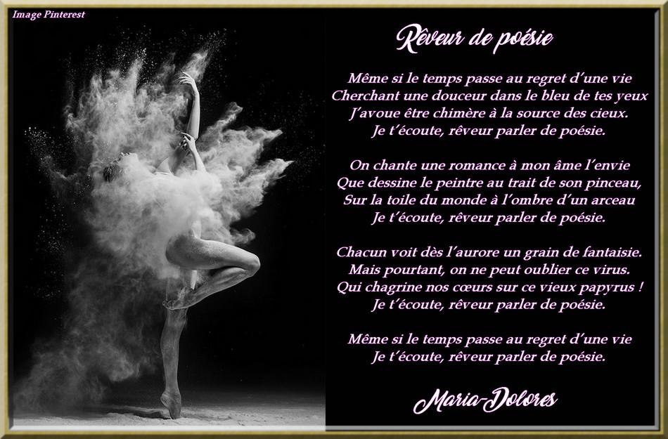 Rêveur de poésie