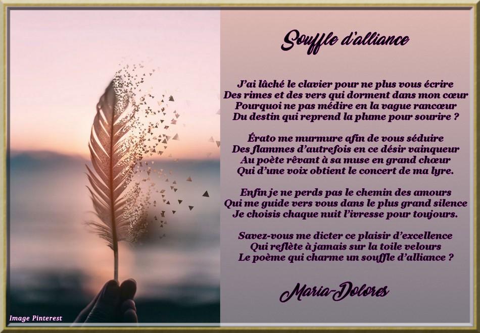 Souffle d\\\'alliance