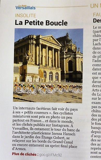 lud78 000 - Article de presse sur la passion de Ludovic