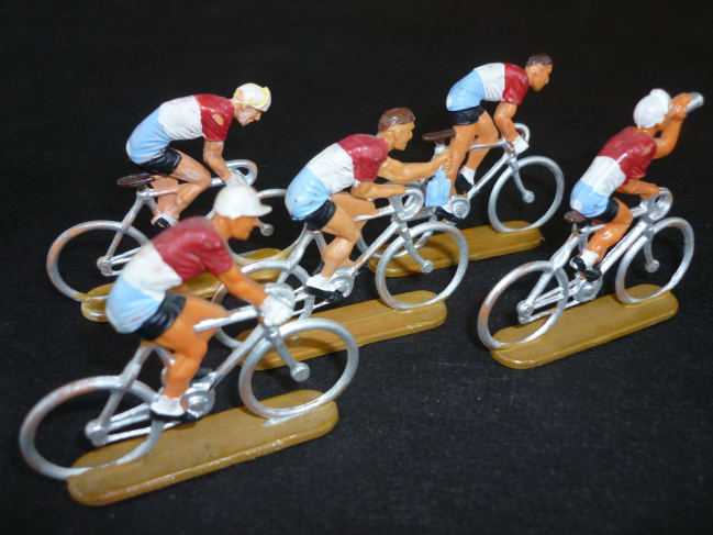 109 Champion du Luxembourg (tdf 1956)