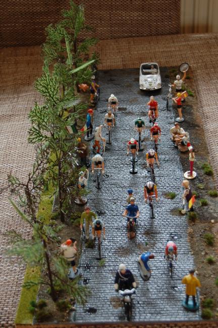raideu 011 - Paris-Roubaix : La trouée d'Aremberg