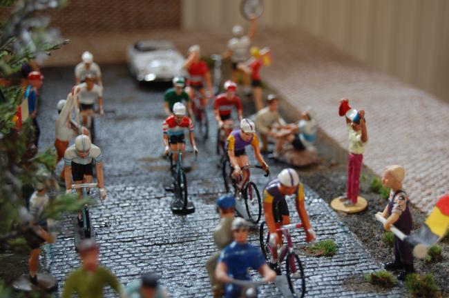 raideu 014 - Paris-Roubaix : La trouée d'Aremberg