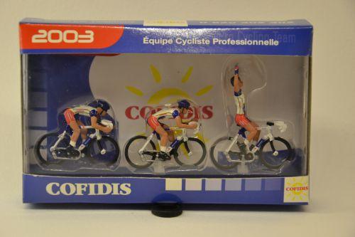 m 004 - Norev : équipe Cofidis