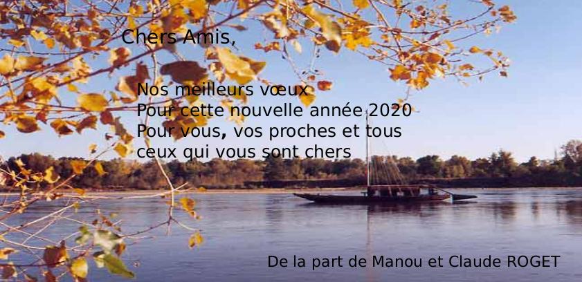 41_CARTE_VOEUX 2020 Manou et Claude