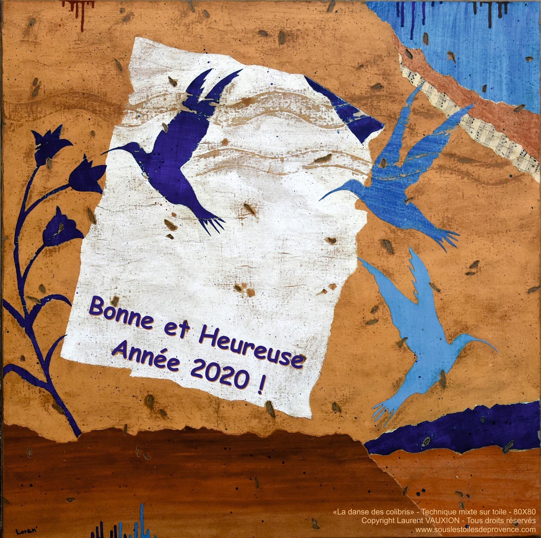 Artiste_Laurent Vauxion Peintre
