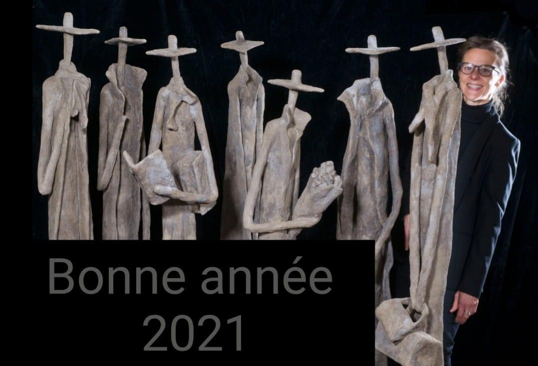 Claire BORIS sculpteur
