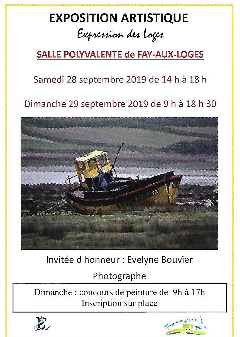expo Expression des Loges 20190928
