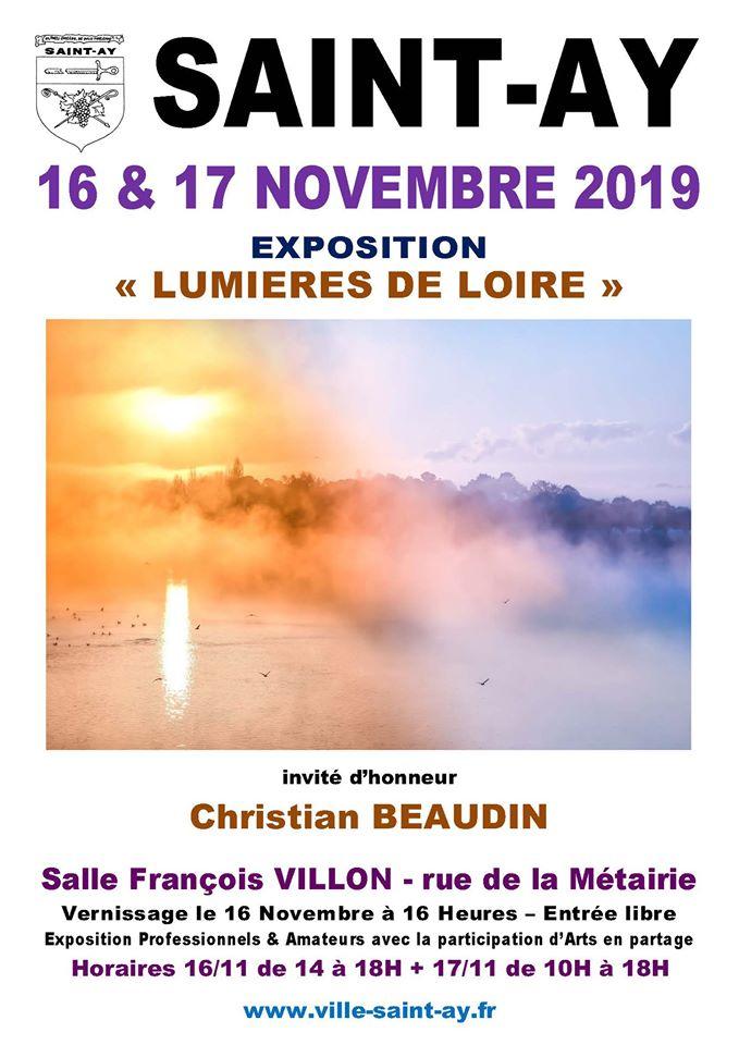 EXPOSITION Lumière de Loire