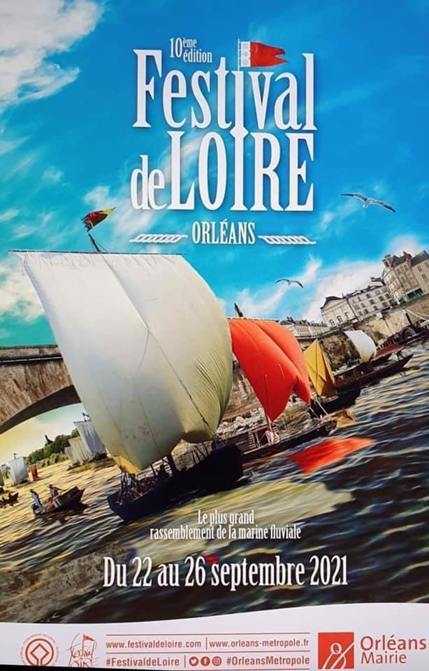 Festival de Loire affiche 2021
