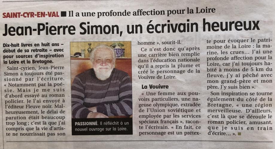 SIMON JP La Vouivre