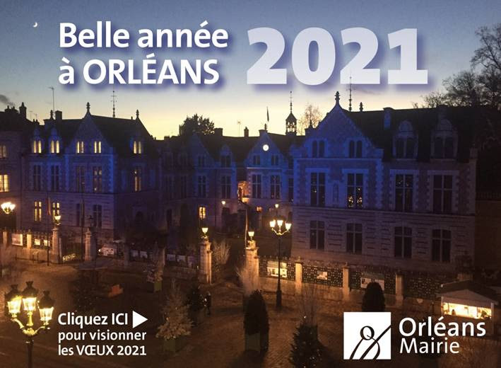 Voeux mairie Orléans