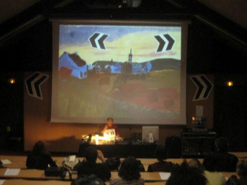 Carlos Ginzburg_Guillemetage_Conférence-Performance_Séminaire public_Lyon_18 mars 2011