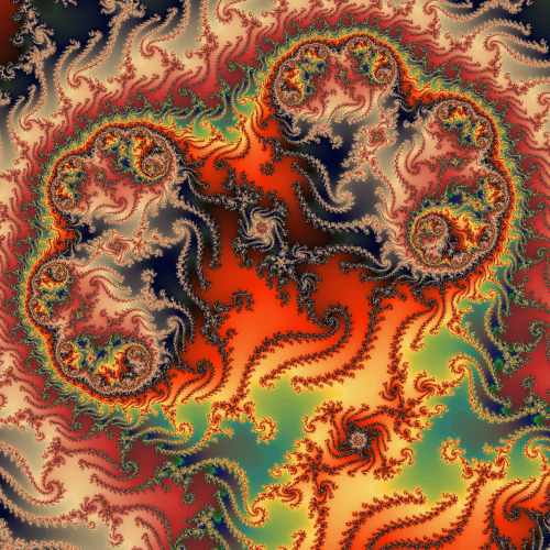 Complexité fractale microscopique