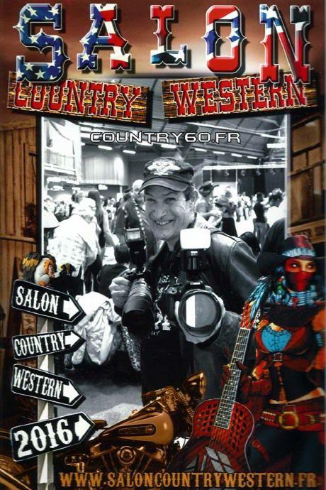 Salon western country cergy pontoise f vrier 2016 - Salon country western ...