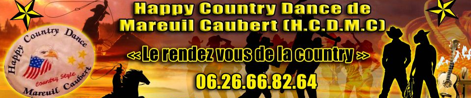 Association Happy Country Dance de Mareuil-Caubert (H.C.D.M.C)