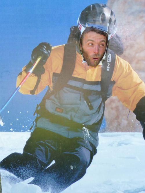 Eh hop, un peu de ski ¡¡¡¡