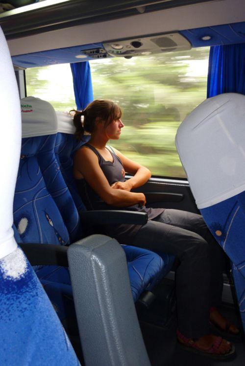 Vive le bus Argentin ¡¡¡