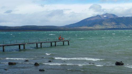 Puerto Natales c'est pas le bout du monde encore, mais on s'en rapproche