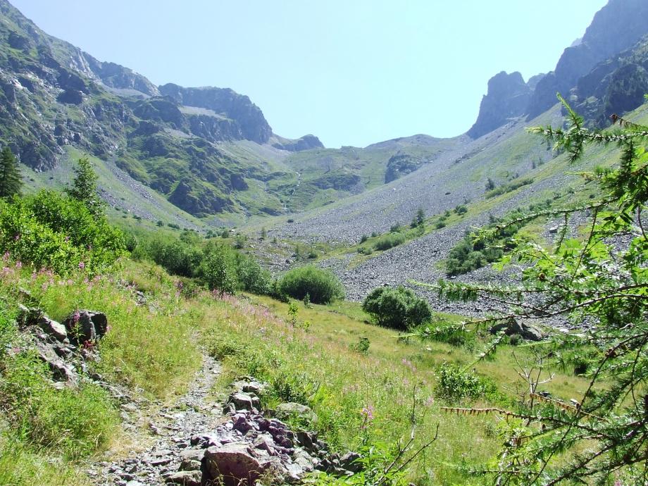 Vallon de Fontfroide - Haute route du Vieux Chaillol - 25.07.07 - 1.JPG