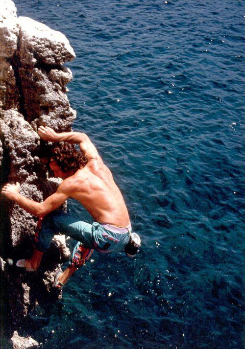 Many years ago ...  - Presqu'île de Cassis