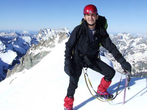 Sommet du Jocelme (3548m) - Valgaudemar