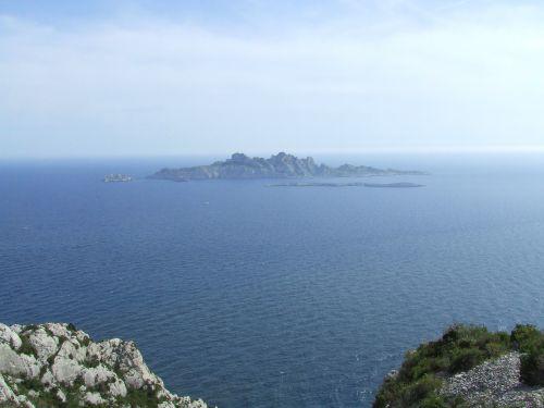 Ile de Riou - Calanques